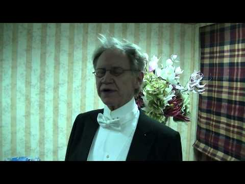 The interview with Johann Strauss Ball's long standing participant