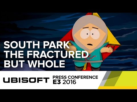 South Park: The Fractured But Whole Stage Show - E3 2016 Ubisoft Press Conference