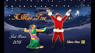 Just Dance 2015 - XMas Tree | 5 Stars | Male | Full Gameplay