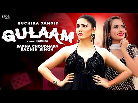 Sapna Choudhary - Gulaam   Ruchika Jangid   Andy Dahiya   Haryanvi Song   Haryanvi Songs Haryanavi