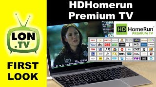 HDHomerun Premium TV First Look: Live Cable TV Streaming Service for Cord Cutters