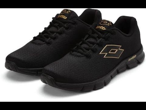 gym | unboxing lotto vertigo shoes
