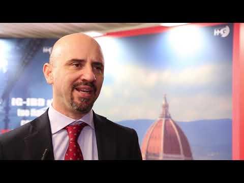 Il Prof Flavio Caprioli al IX Congresso Nazionale IG - IBD