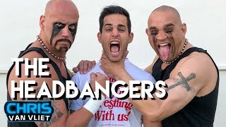 The Headbangers just don't age, Beaver Cleavage, AEW, Hall of Fame, Becky Lynch