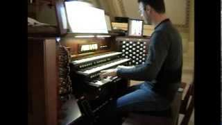 J.S.BACH: Toccata and Fugue in F Major BWV 540