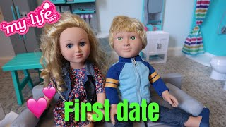 My Life As Doll Video Sofia's First Date