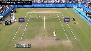Petrova vs Radwanska 2012 's-Hertogenbosch Highlights