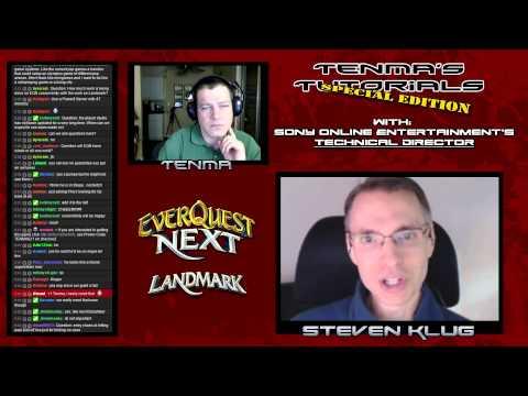 Tenma's Tutorials SE - Steven Klug Interview