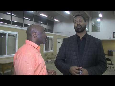 "Steven Parker of ""The Steven Parker Radio Show"" Interviewing Derrick Hall"