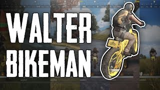 The Journey of Walter Bikeman | Rules Of Survival