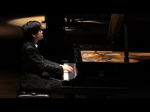 """SEAN CHEN - Beethoven - Sonata No. 14 In C-sharp Minor, Op. 27, No. 2 (""""Moonlight"""")"""