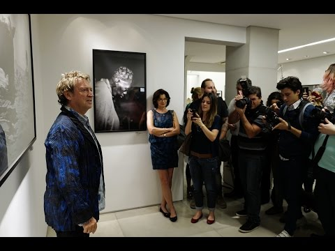 "Andy Summers' ""Del Mondo"" and the Leica Gallery São Paulo Opening"