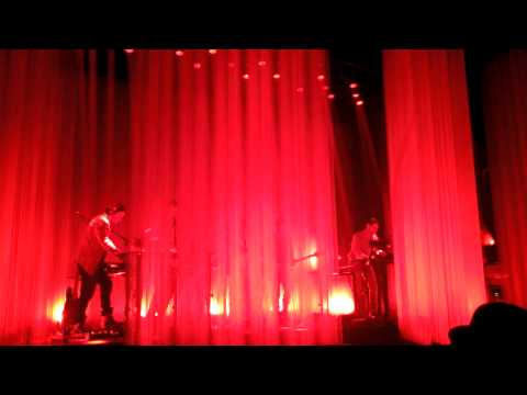 How To Destroy Angels - The Loop Closes (Live @ The Fillmore 4.30.13)