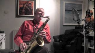 Oh, How I Miss You Tonight - Jazz on Tenor Sax