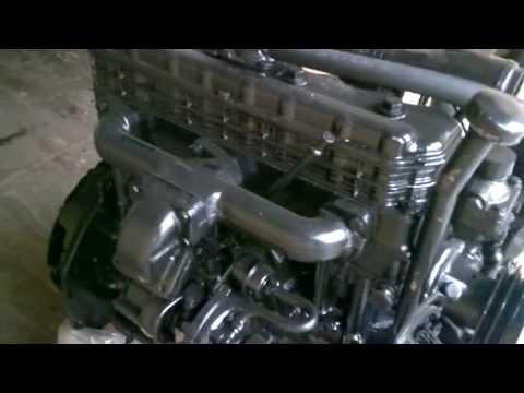 """Двигатель ММЗ Д245.7Е2 на а/м ГАЗ 33104 """"Валдай"""" Евро 2"""