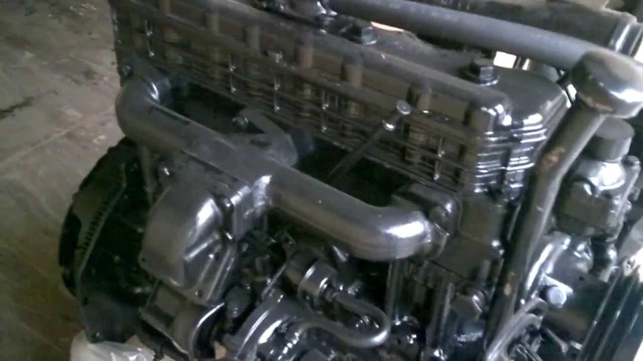 двс газ 3307 схема
