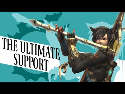 FFXIV: Bard State in Stormblood - The Ultimate Support! (Final Fantasy XIV   PC)