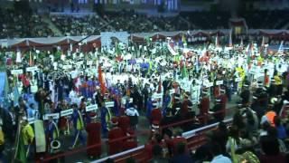 чемпионат, мира, 2011, ушу, анкаре, анкара, турция, открытие, показательные