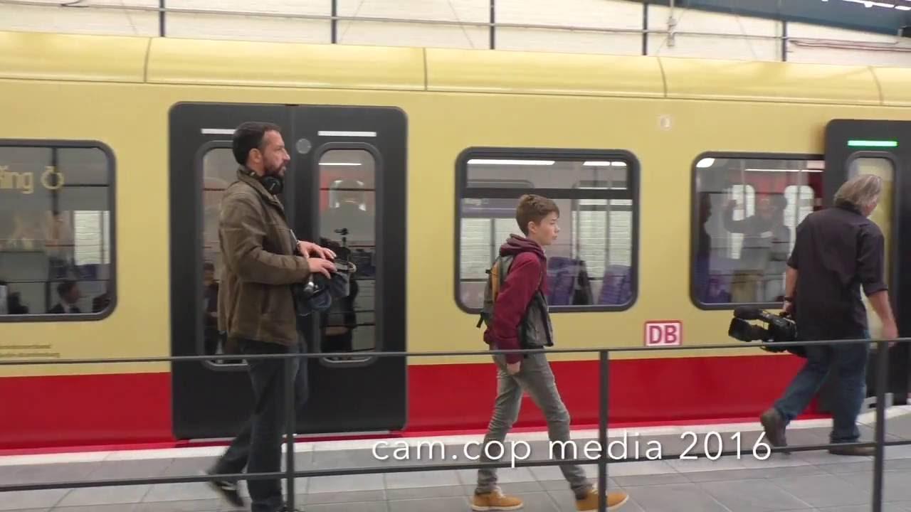 Die NEUE S-Bahn für Berlin 2021 / Baureihen 483 und 484