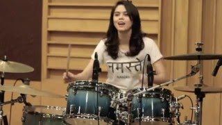 Video We Can't Move To This - Ellie Goulding (Drum Cover) - Rani Ramadhany download MP3, 3GP, MP4, WEBM, AVI, FLV Maret 2018