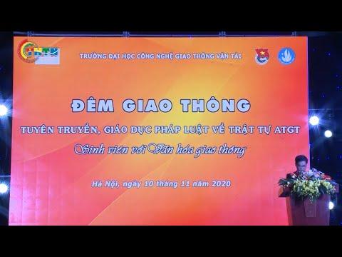 """CHUYỂN ĐỘNG I Trường Đại học Công nghệ GTVT phát động cuộc thi """"Chung tay vì An toàn giao thông"""""""