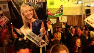 2015 Rose of Tralee finalists selected at Portlaoise Heritage Hotel