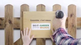 Do it + Garden Migros: ensemble, c'est mieux.