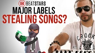 Major Labels Stealing Songs?  Is DJ Pain 1 on Bulls**t?
