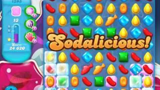 Candy Crush Soda Saga Level 1395 - NO BOOSTERS