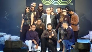 Cricketers Walk The Ramp For Yuvraj Singh's Youwecan Fashion