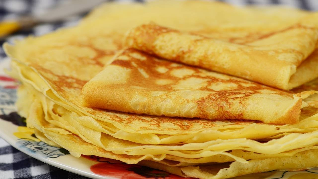 Crepes Recipe Joyofbaking Com Video Recipe