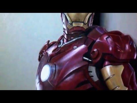 Рисунок Iron Man (Железный Человек)