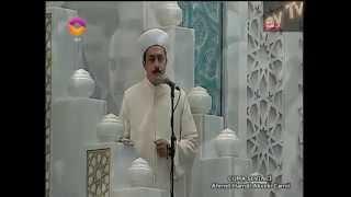 Hafız Ali Tel - Örnek Hutbe Duası