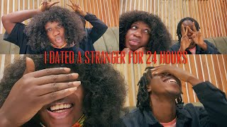 Dating a stranger for 24 hours