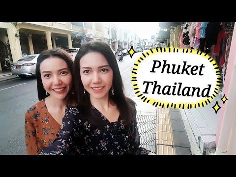 Phuket Trip 2017 (Old Town, Racha Island)   GG Twinnies