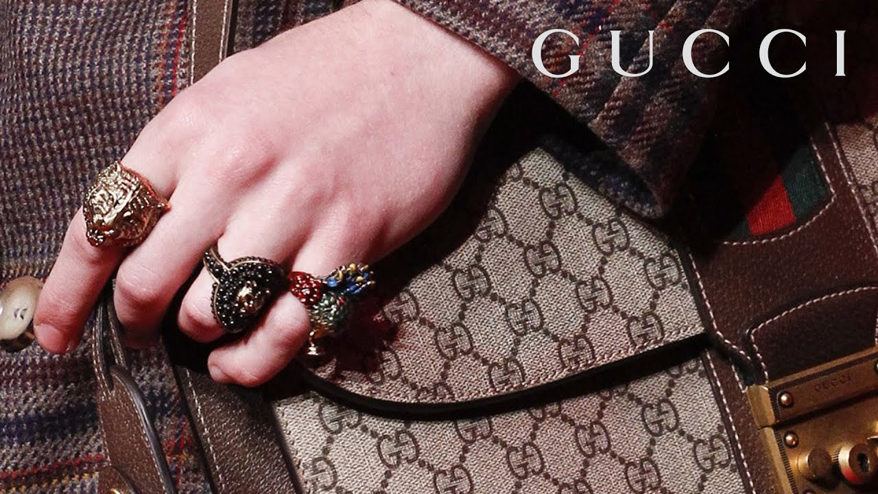 Rings By Gucci