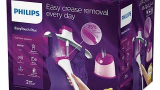 Unboxing Garment Steamer from Philips GC514