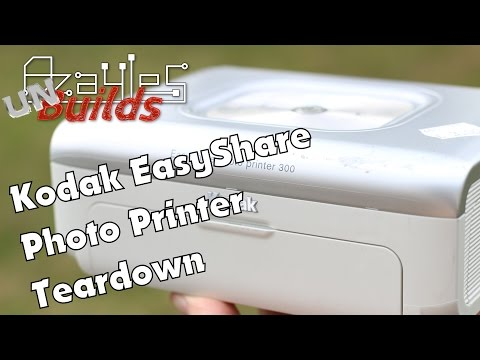 Kodak Photo Printer Teardown