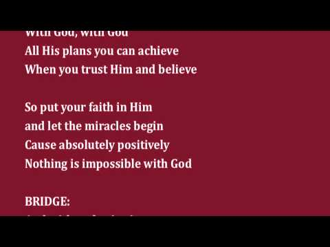 God is Able - Ministrymaker