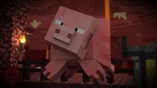 Poisoned Nether Wart - A Minecraft Animation thumbnail