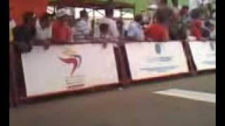 la vuelta a venezuela 2009-final de circuito Aragua de Barcelona