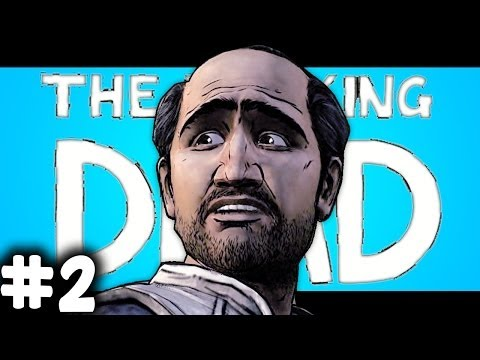 SYMPATHIZING WITH A KILLER? - The Walking Dead Season Two - Episode 3 - Part 2