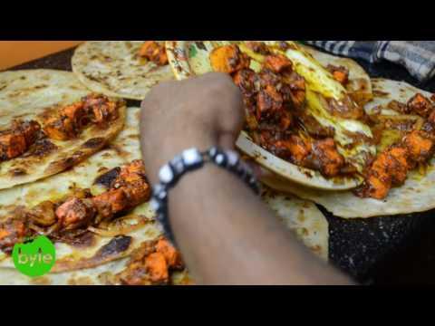 Paneer Roll | Hyderabad Street Food | Amazing Rolls in India
