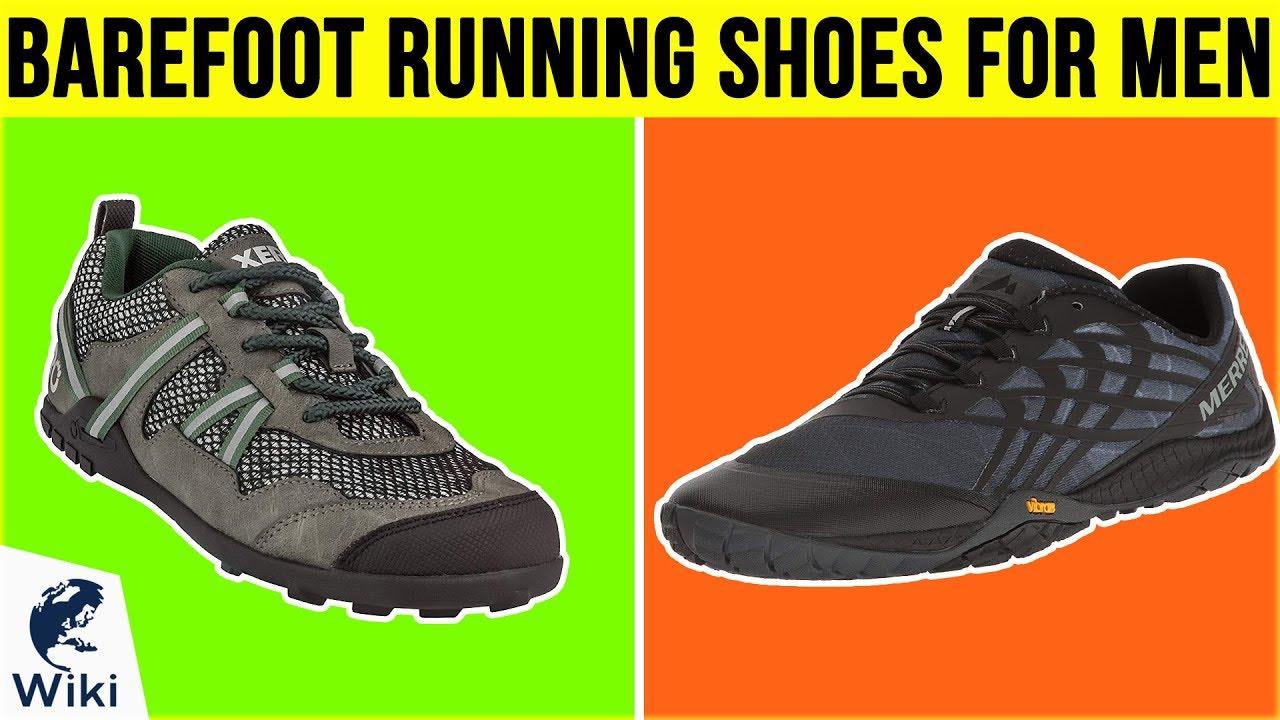 10 Best Barefoot Running Shoes For Men 2019 Youtube