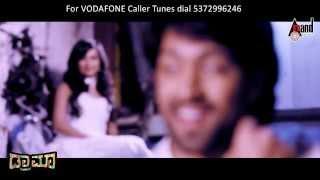 Chendutiya Pakkadalli - DRAMA Feat Yash And Radhika Pandith