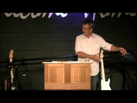 Mike Miller - Seated With Him (Part 1) - Healing 3 (The Healing Ministry of Jesus)