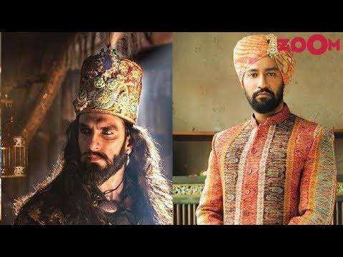 Vicky Kaushal & Ranveer Singh's role in Karan Johar's 'Takht' REVEALED Mp3