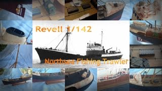 Revell 1/142 Northsea Fishing Trawler