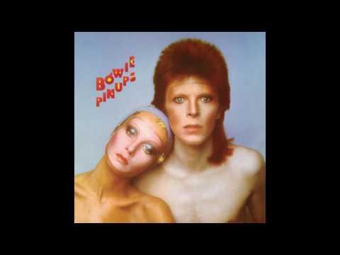 David Bowie -  Pin Ups 1973 Full Album