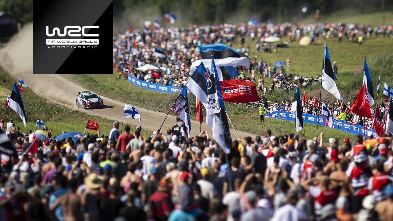 WRC - ALL LIVE!
